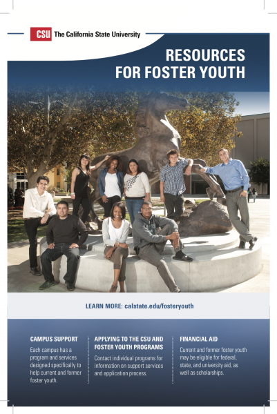 Foster Youth Postcard